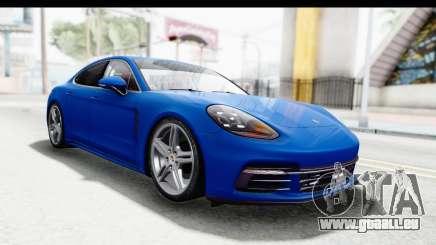 Porsche Panamera 4S 2017 v1 für GTA San Andreas