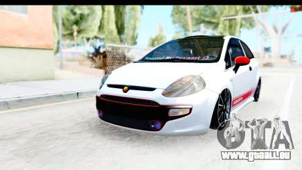 Fiat Punto Abarth pour GTA San Andreas