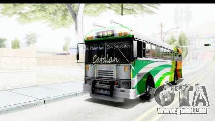 Ruta 135 für GTA San Andreas