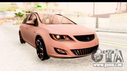 Opel Astra J Tourer für GTA San Andreas