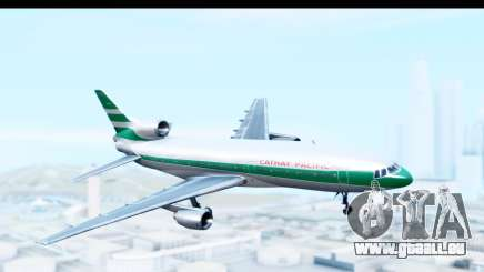 Lockheed L-1011-100 TriStar Cathay Pacific Air pour GTA San Andreas