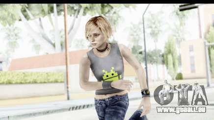 Silent Hill 3 - Heather Sporty Gray Pixel Droid pour GTA San Andreas