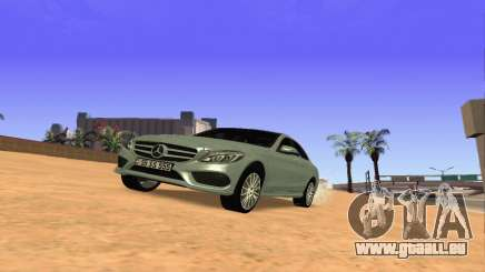 Mercedes-Benz C250 Armenian pour GTA San Andreas