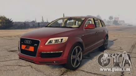 Audi Q7 AS7 ABT 2009 für GTA 5