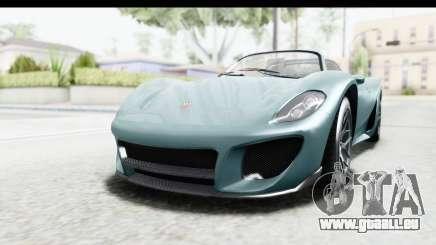 GTA 5 Pfister 811 für GTA San Andreas