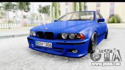 BMW 525i E39 M Tech pour GTA San Andreas