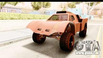 GTA 5 Desert Raid SA Lights PJ für GTA San Andreas