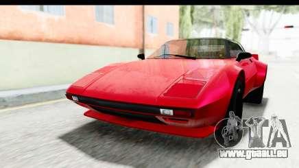 GTA 5 Lampadati Tropos IVF für GTA San Andreas