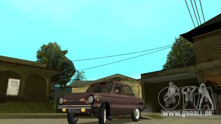 ZAZ 968M Arménie pour GTA San Andreas