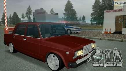 Lada 2107 Jiguar pour GTA San Andreas