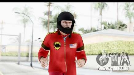GTA 5 Online Cunning Stunts Skin 5 für GTA San Andreas