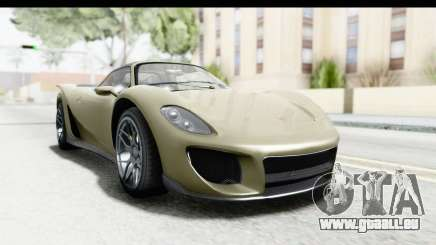 GTA 5 Pfister 811 IVF für GTA San Andreas