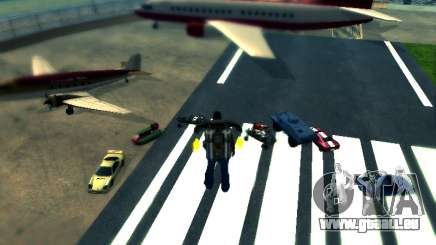 Cars spawn für GTA San Andreas