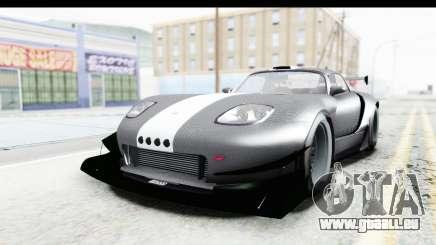 GTA 5 Bravado Banshee 900R Carbon Mip Map IVF für GTA San Andreas