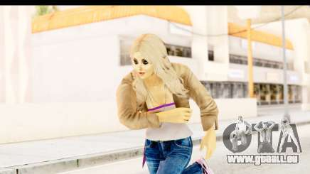 Girl from 90s pour GTA San Andreas