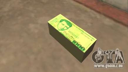1000 Armenian Dram für GTA San Andreas