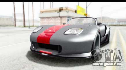 GTA 5 Bravado Banshee 900R Carbon Mip Map pour GTA San Andreas