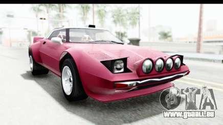 GTA 5 Lampadati Tropos Rallye No Headlights pour GTA San Andreas
