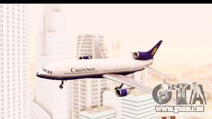 Lockheed L-1011-100 TriStar Caledonian für GTA San Andreas