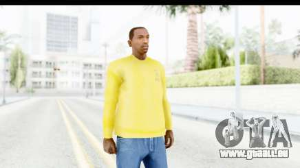 I Feel Like Kobe Sweatshirt pour GTA San Andreas