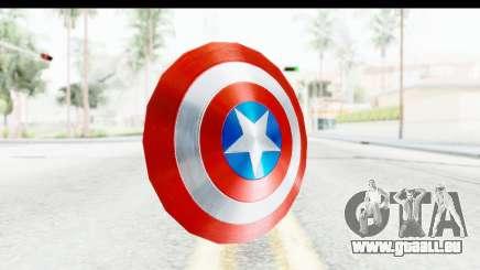 Capitan America Shield AoU pour GTA San Andreas