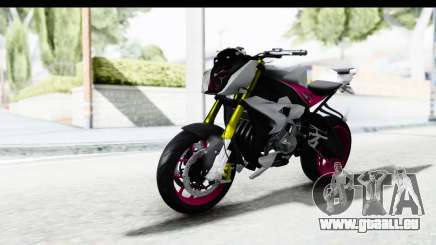 BMW S1000R NICC für GTA San Andreas