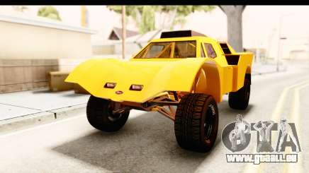 GTA 5 Desert Raid IVF PJ pour GTA San Andreas