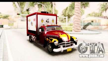 GMC 4100 1950 pour GTA San Andreas