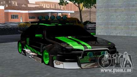VAZ 2114 DTM pour GTA San Andreas