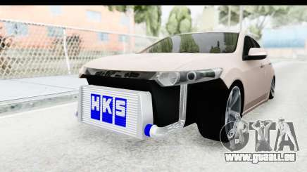 Honda Accord 2010 JDM pour GTA San Andreas