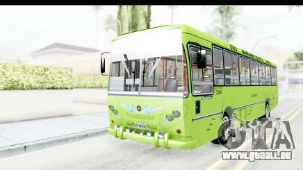 Bus La Favorita Ecotrans pour GTA San Andreas