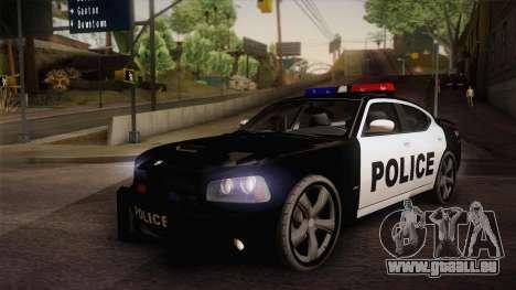 Dodge Charger SRT8 Police San Fierro pour GTA San Andreas