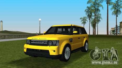 Range Rover Sport HSE (Rims 1) v2.0 für GTA Vice City