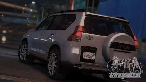 Toyota Land Cruiser Prado 2014 pour GTA 5
