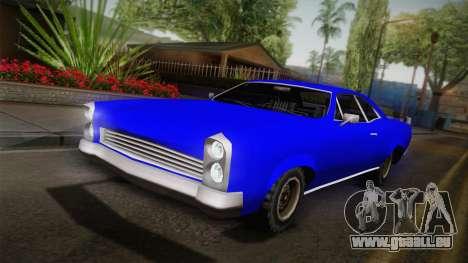 Bestia 1971 from Midnight Club 2 pour GTA San Andreas