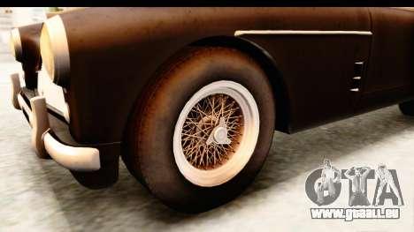 Aston Martin DB2 Mk II 39 1955 für GTA San Andreas Rückansicht