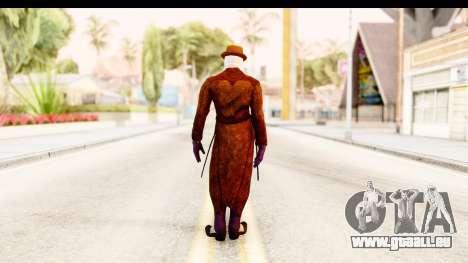 Watchman-Rorschach pour GTA San Andreas troisième écran