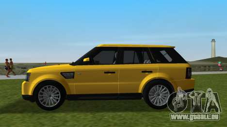 Range Rover Sport HSE (Rims 1) v2.0 für GTA Vice City linke Ansicht