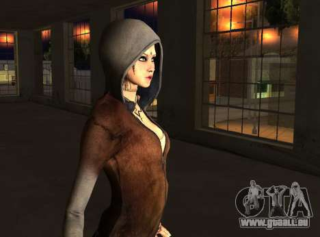 Kat from DMC für GTA San Andreas dritten Screenshot
