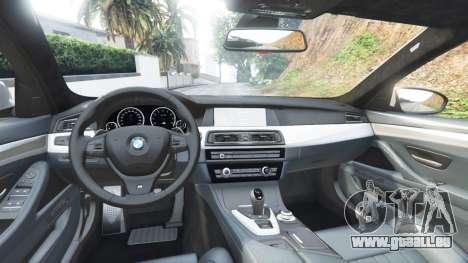 BMW M5 (F10) 2012 [add-on] für GTA 5
