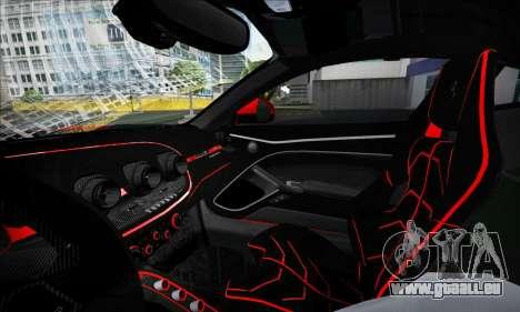Ferrari F12 Berlinetta für GTA San Andreas Seitenansicht