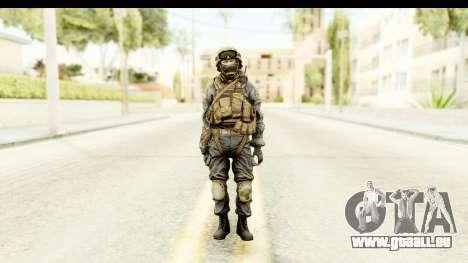 PLA Russian für GTA San Andreas zweiten Screenshot