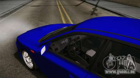 Subaru Impreza WRX STI GC8 1999 v1.0 pour GTA San Andreas vue arrière