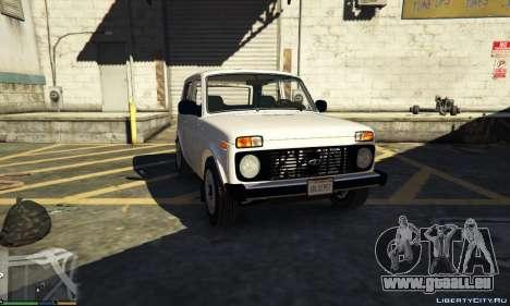 Lada Niva 21214 Final v1.3 pour GTA 5