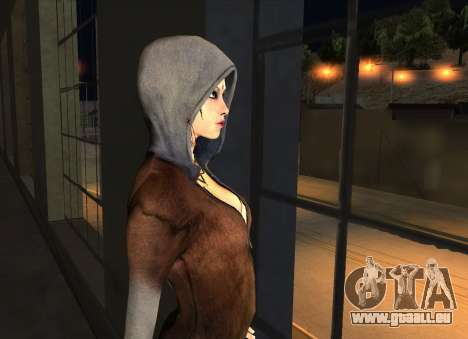 Kat from DMC für GTA San Andreas her Screenshot