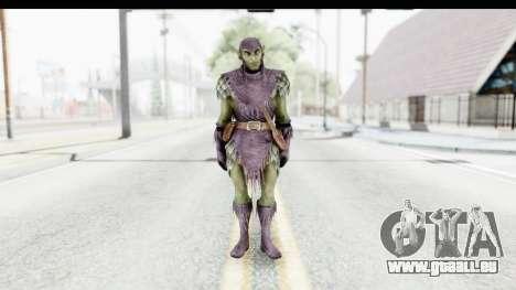 Marvel: Ultimate Alliance 2 - Green Goblin für GTA San Andreas zweiten Screenshot