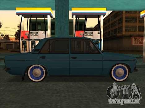 VAZ 2103 Resto pour GTA San Andreas laissé vue