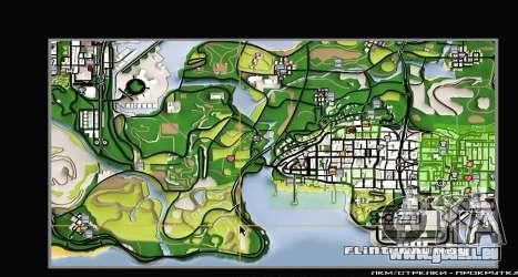 Remaster Map Full Version pour GTA San Andreas sixième écran