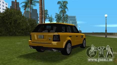 Range Rover Sport HSE (Rims 1) v2.0 für GTA Vice City rechten Ansicht