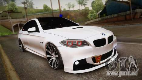 BMW M5 F10 für GTA San Andreas